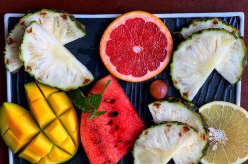 Article : Si vous voulez manger du sucre, préférez les fruits